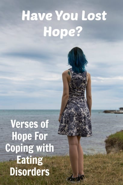 Understanding God's Hope and Help for Eating Disorders