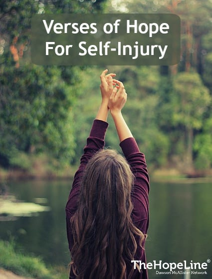 Understanding God's Hope and Help For Self-Injury