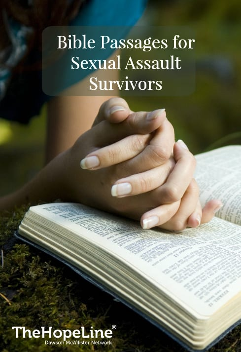 Understanding God's Hope and Help for Survivors of Sexual Assault