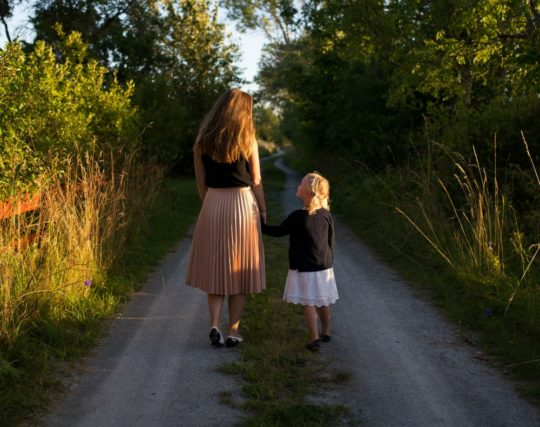 words about ourselves affect kids