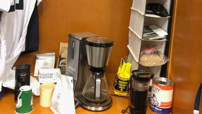 Daniel Norris coffee