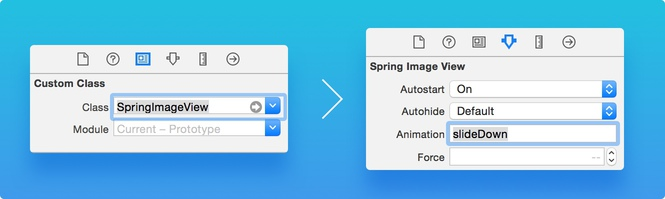 Sprind IB support screenshot