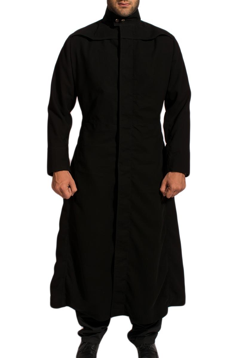 The Long Black Coat 1