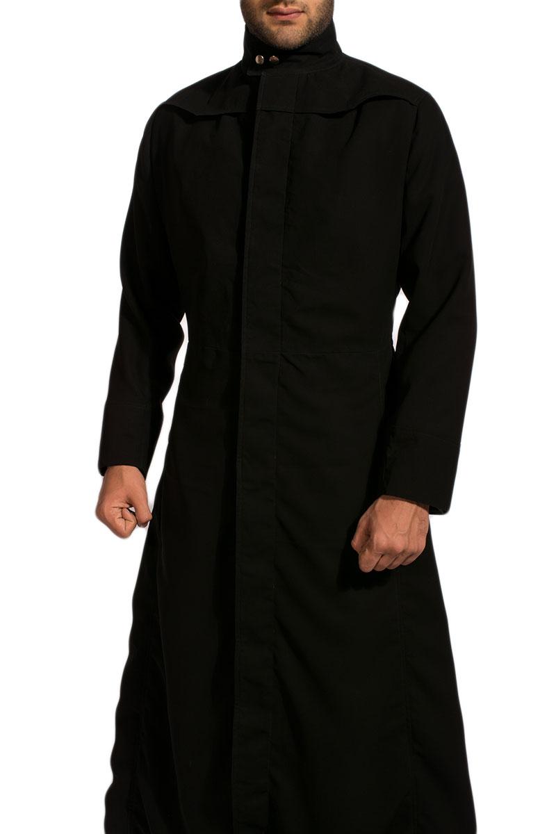 The Long Black Coat 3