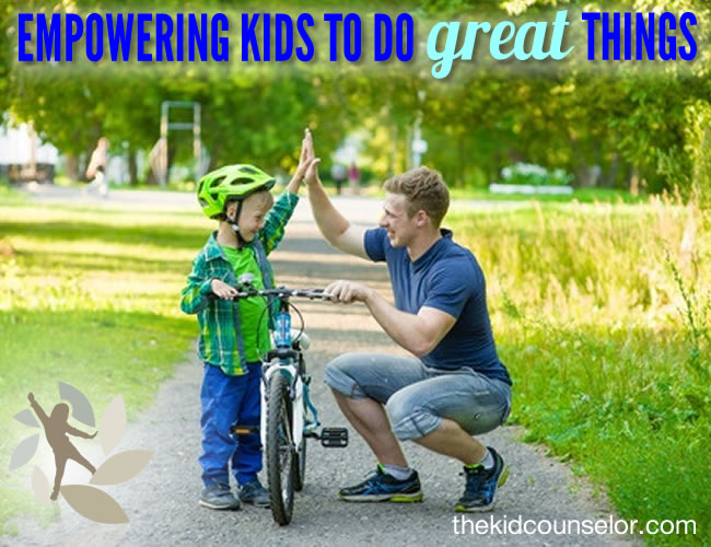 Empowering Kids to Do Great Things