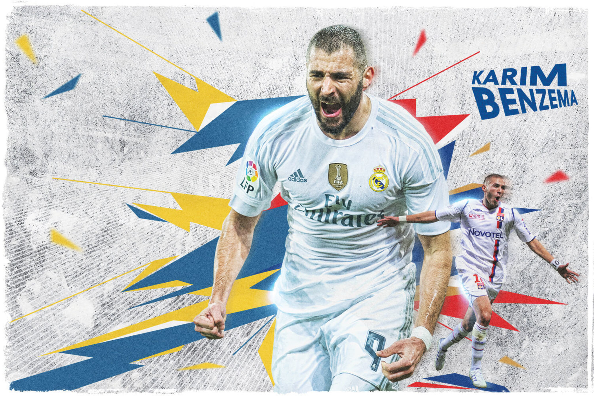 The Ghosts of Karim Benzema