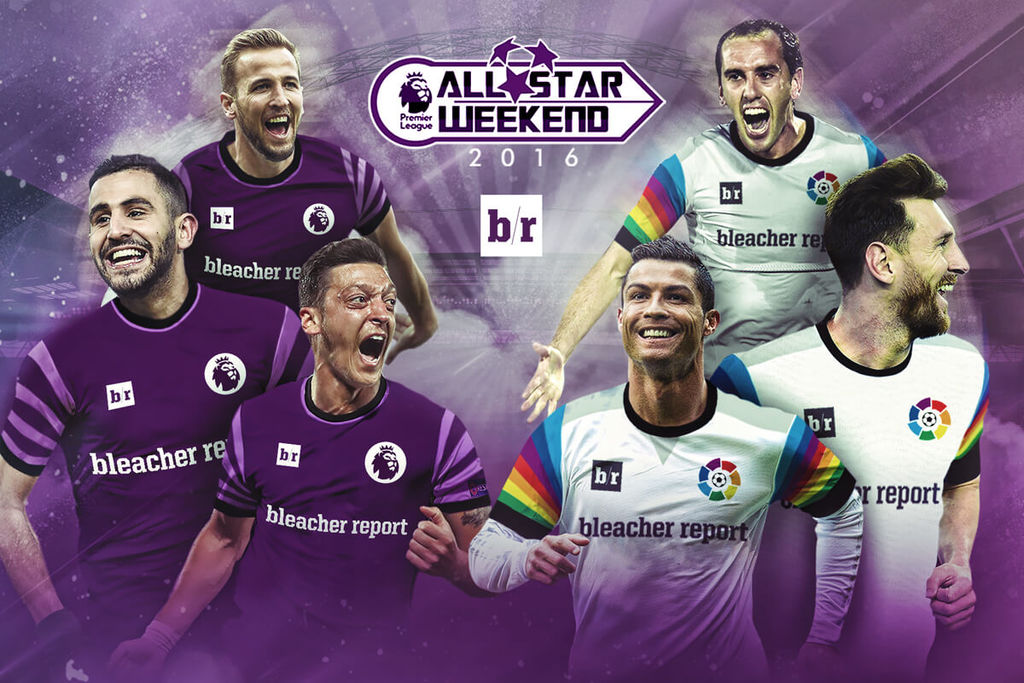 6332c47e934 Premier League All-Star Weekend