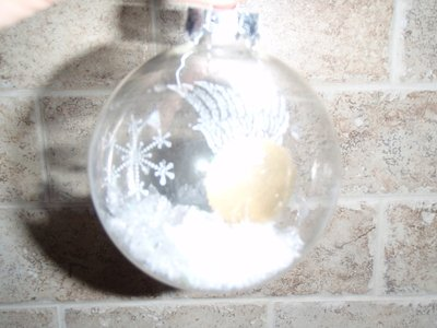 Golden Snitch Christmas Ball - 3