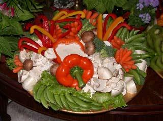 Herbology Crudites Platter