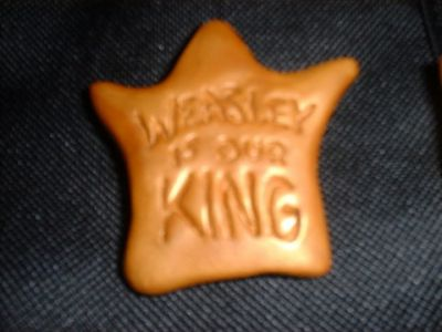 Weasley Is Your King Pin