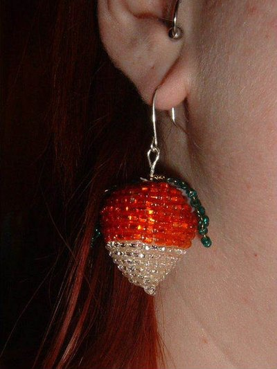 radish earrings lovegood s radish earrings v6 the leaky cauldron 8542