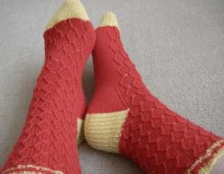 Minerva's Lucky Quidditch Socks