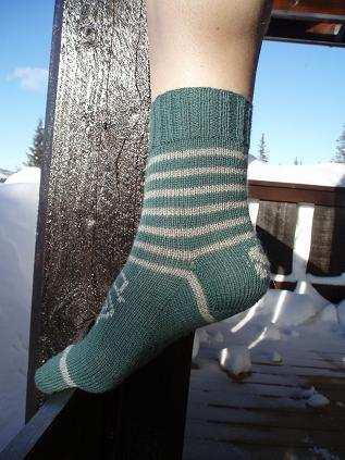 Such a Slytherin Socks - Image 1