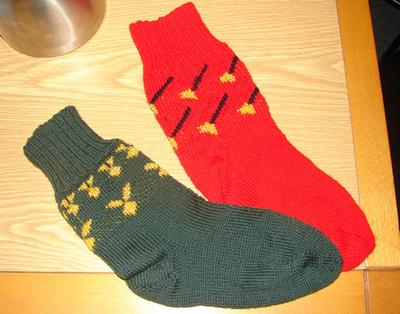 House Elf Socks (v2)