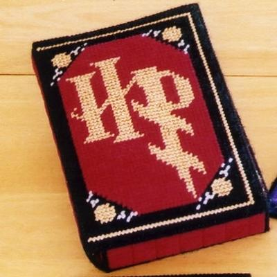 HP Stationery Box Cover