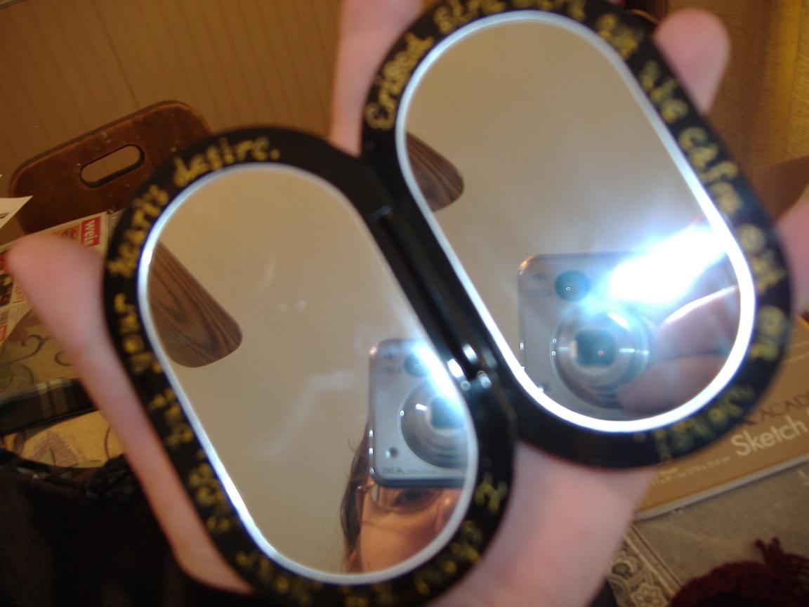 Mirror of Erised - Purse Mirror