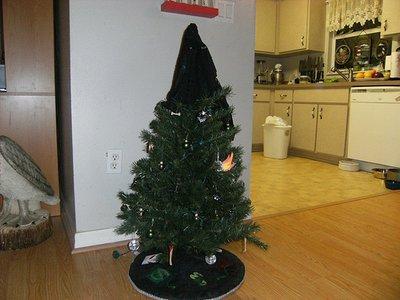 Dementor Christmas Tree Topper - 2