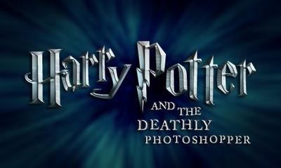 Harry Potter and the Deathly Photoshopper