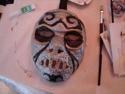 Death Eater Mask Image 1