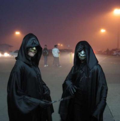 Death Eater Mask Image 2