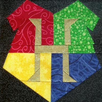 Hogwarts Crest (v2)