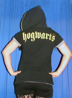 Hogwarts Robe-like Shirt - back
