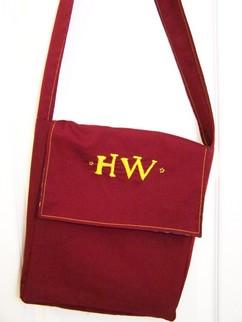 House Color Messenger Bag