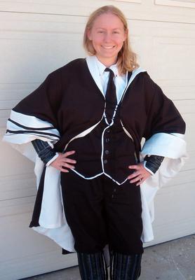 Madam Hooch's Robes