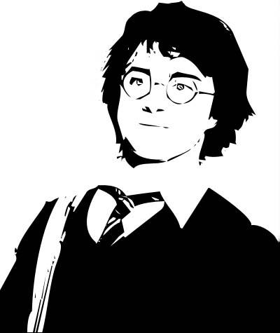 Harry in Goblet of Fire