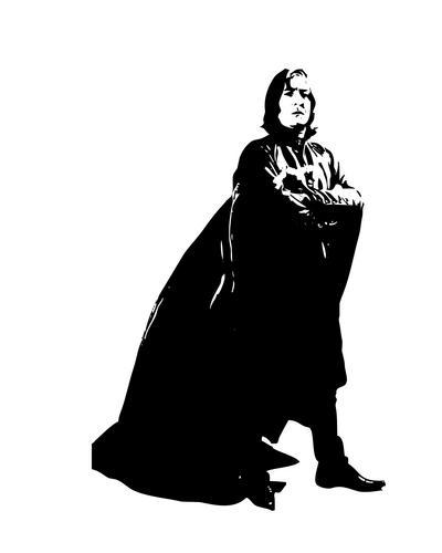 Snape - Full Body Shot