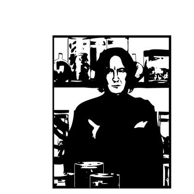 Snape - Potions Master