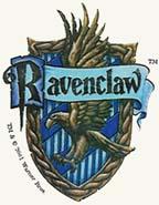 Book Ravenclaw Crest