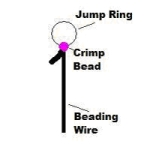 Attached Jump Ring