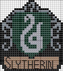 Slytherin Coaster chart