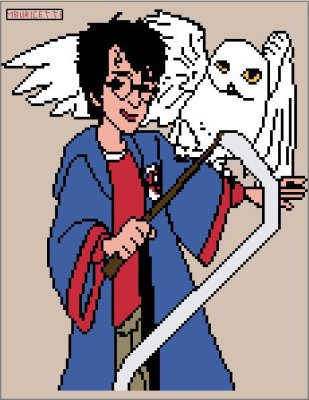 Harry & Hedwig Chart