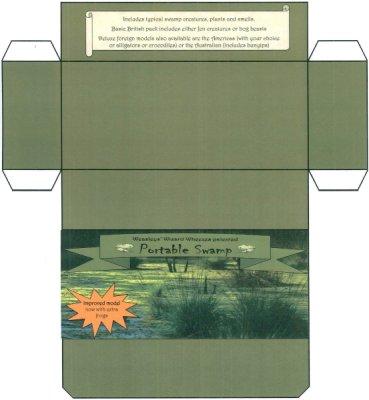 Portable Swamp Box Template