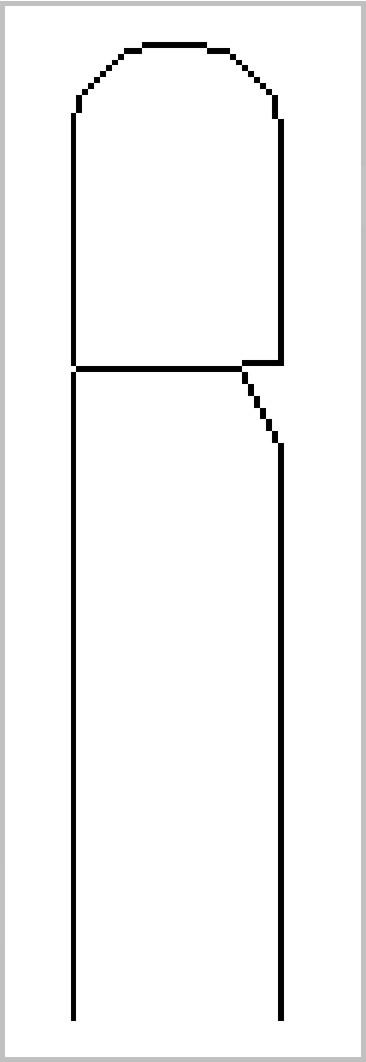 Figure 4- Small cuts