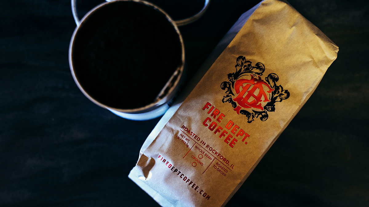July Purchases Of Fire Department Coffee Supports Burn ...