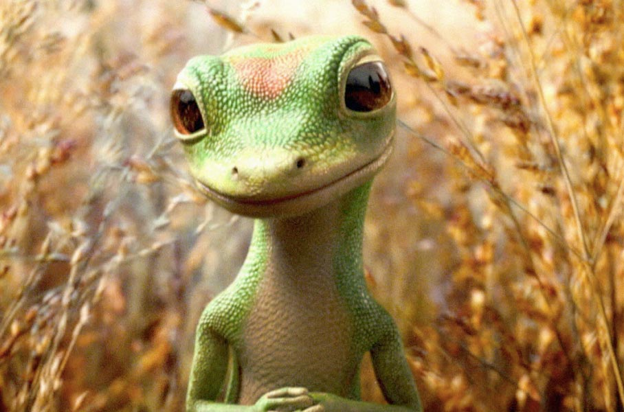 Gecko's Journey Across America   Work   Martin Agency