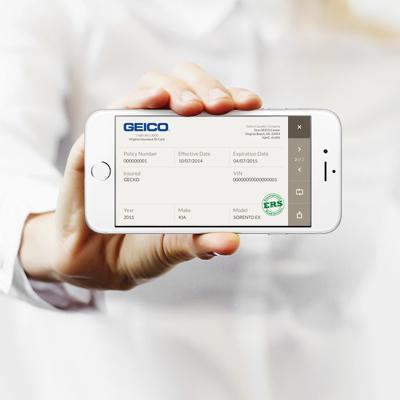 Geico Mobile App | Work | Martin Agency