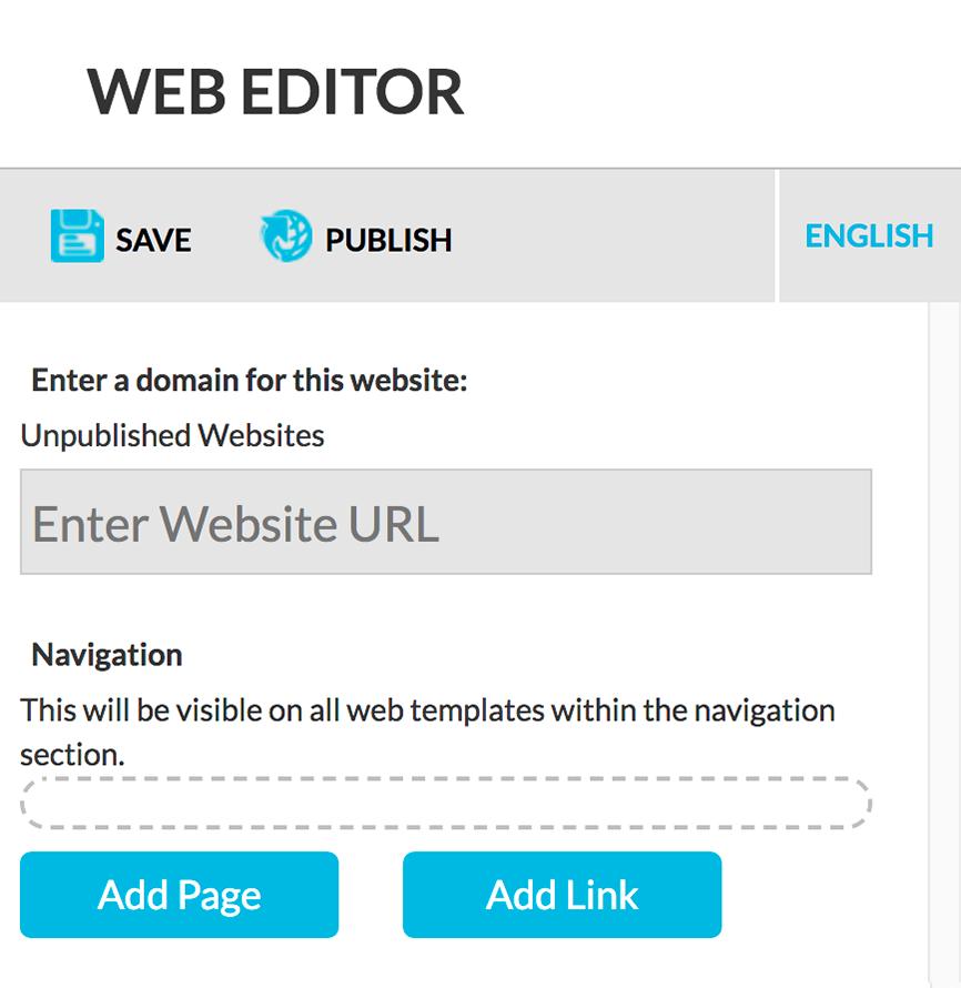 Add Domain URL