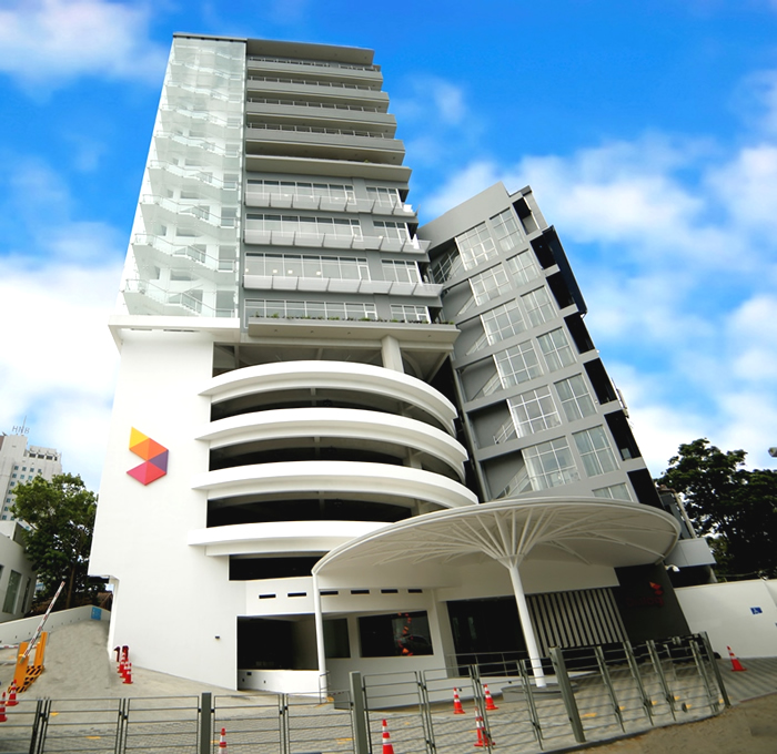 Main Building Group Pictures: Dialog Group Posts Consolidated Revenue Of 26.6b In 2Q