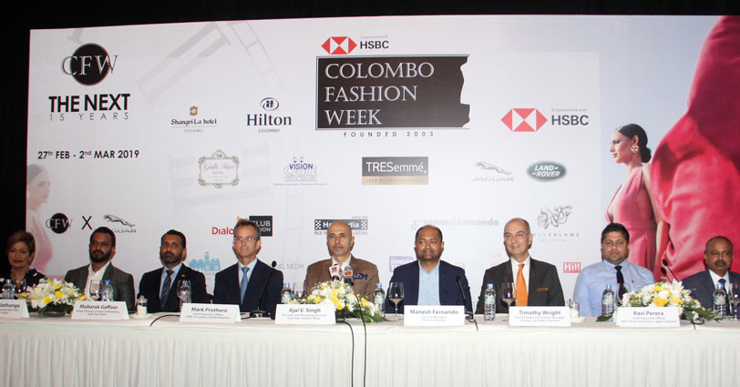 Colombo Fashion Week 2019 - the wait is almost over - The