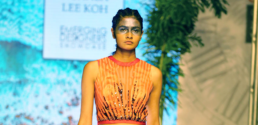 Colombo Fashion Week 2019 Kicks Off With The Emerging Designers Show The Morning Sri Lanka News