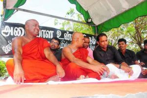 More support for Rathana Thera's protest fast - The Morning