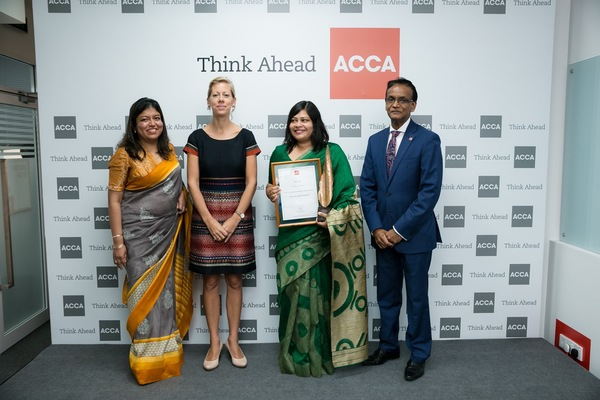 NDB shines at ACCA Sustainability Reporting Awards - The