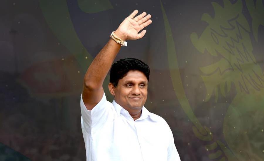 Sajith to form new alliance? - The Morning - Sri Lanka News
