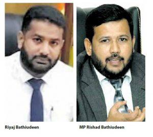 Spotlight on the Bathiudeen brothers - The Morning - Sri Lanka News