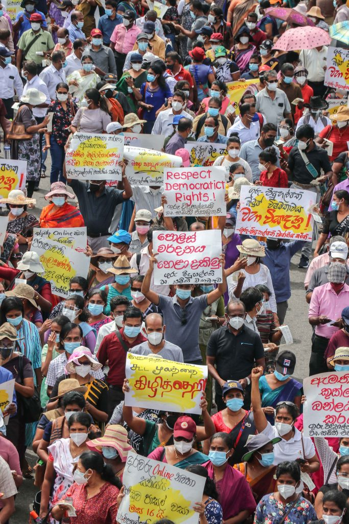 Teachers-principals strike continues