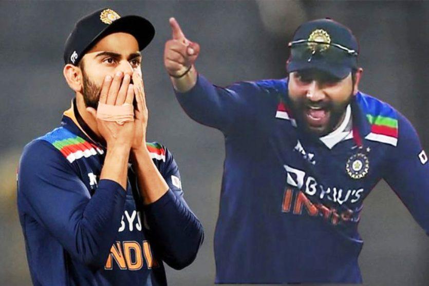 Rohit Sharma likely India's next T20I Captain